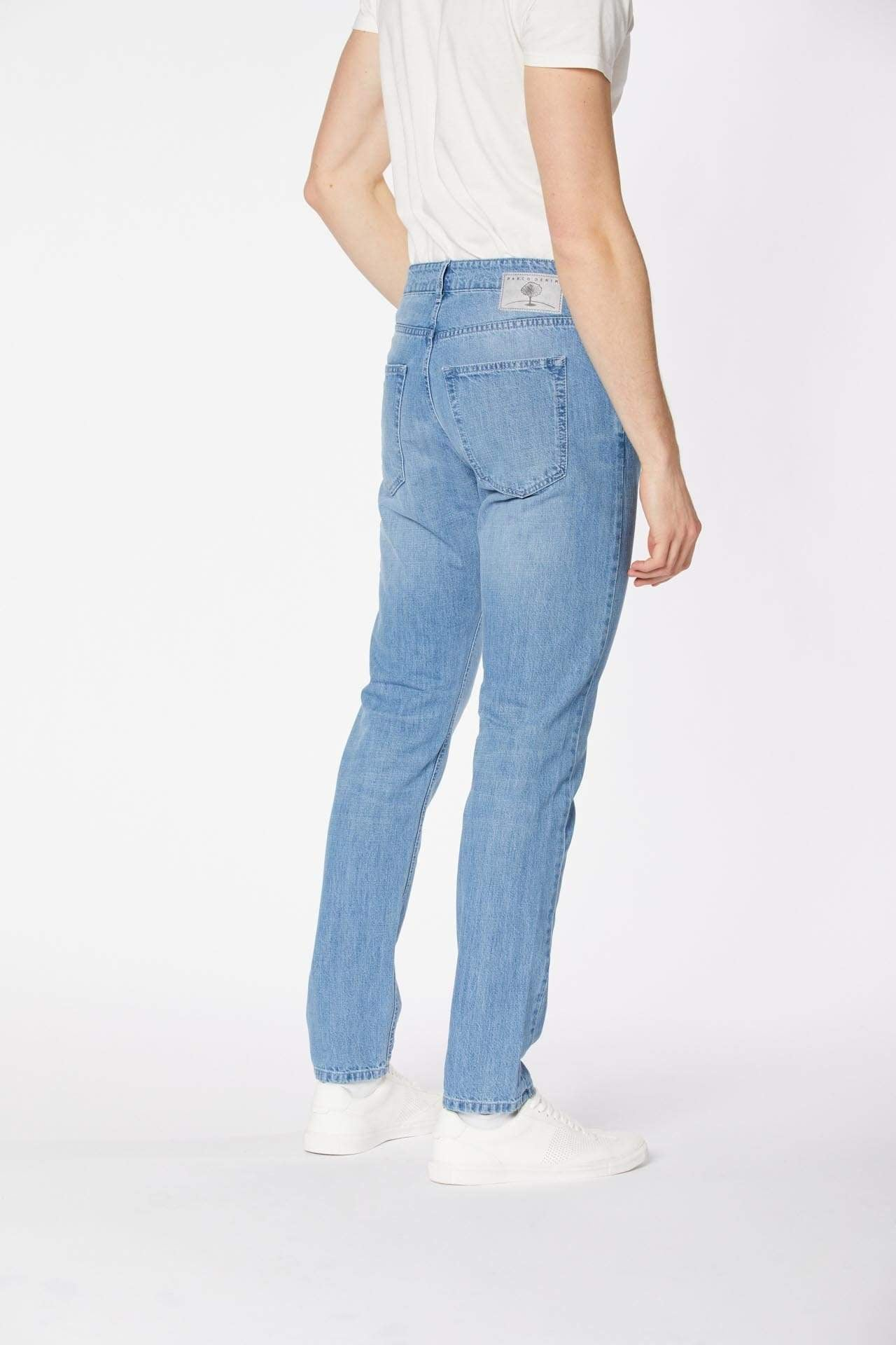 Par.co DENIM Man Gelso Loose Jeans sustainable fashion ethical fashion