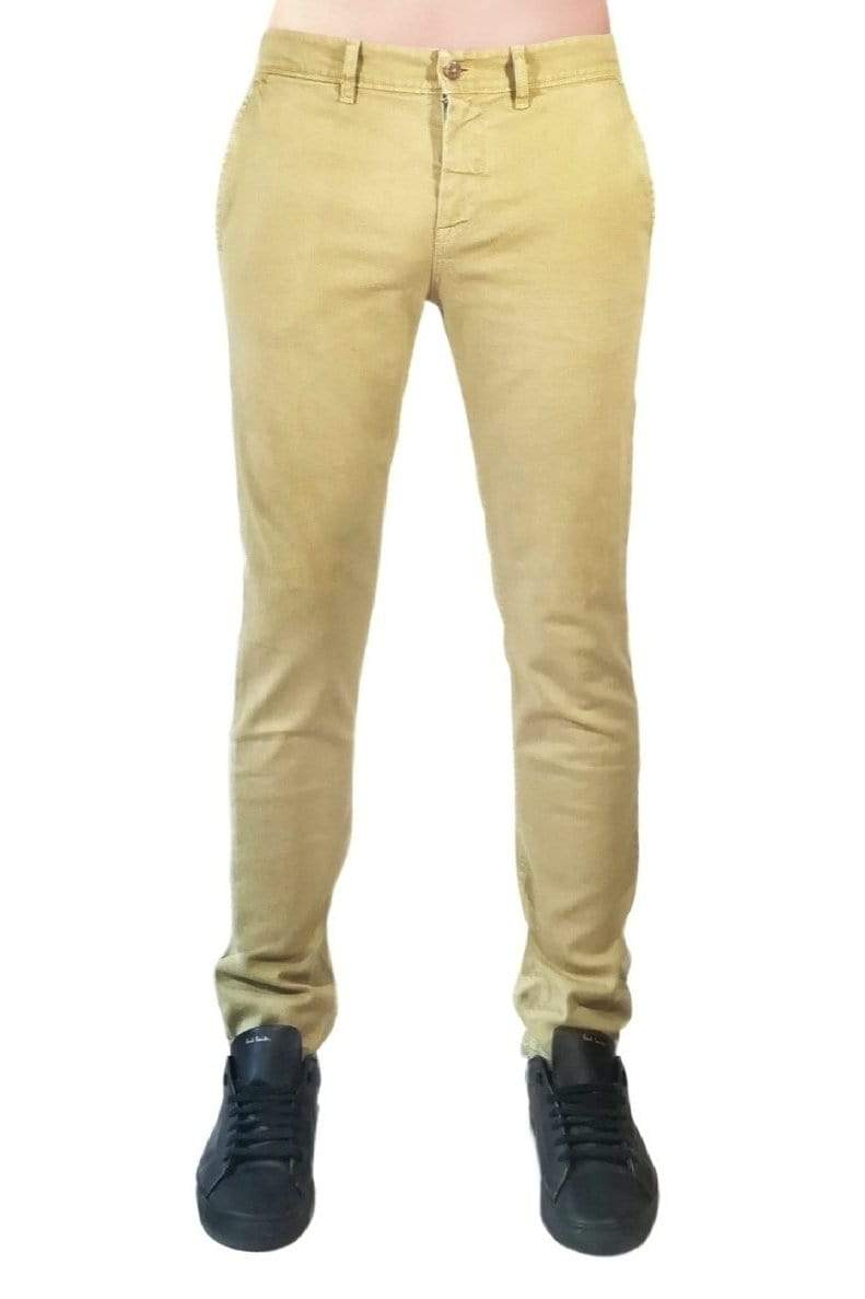 Par.co Denim pant Salice Chino. Organic Cotton. sustainable fashion ethical fashion