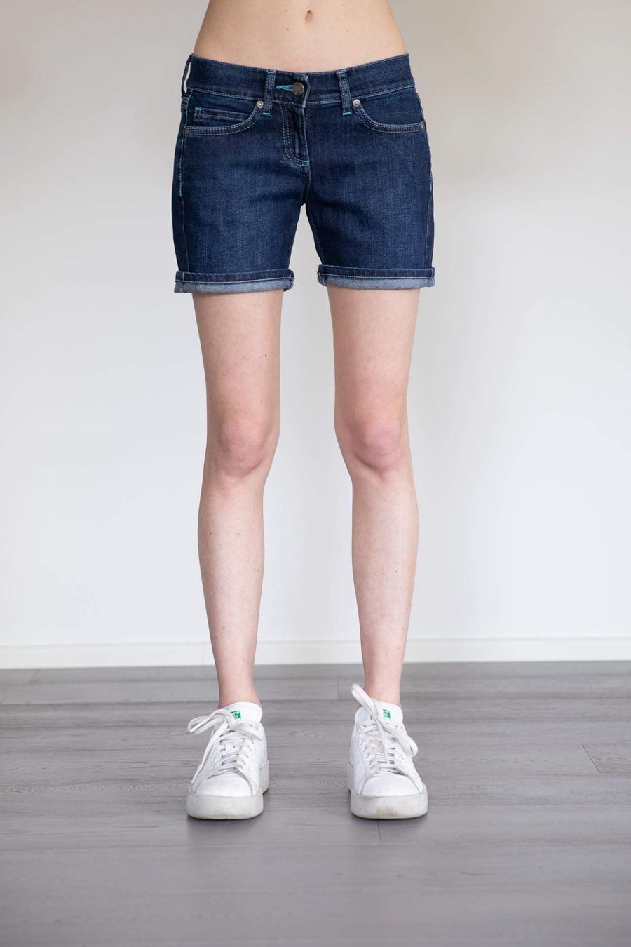 Par.co DENIM Woman Short Woman bærekraftig moteetisk mote