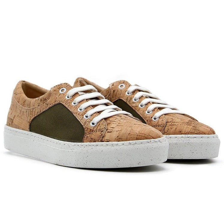RUTZ Sneakers Regular Sneakers | Natural & R-PET Green sustainable fashion ethical fashion