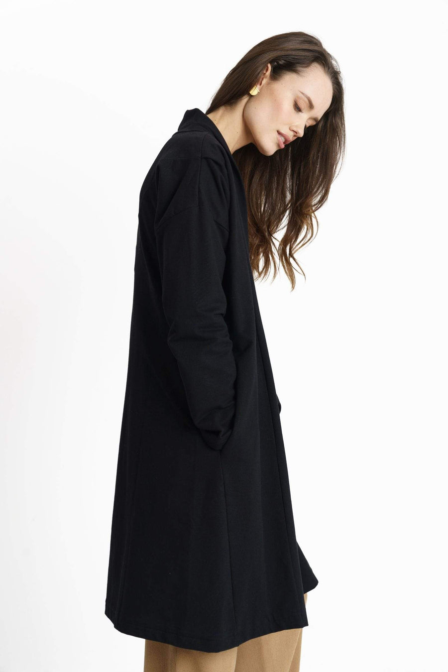 SHIPSHEIP coat Eileen Coat. Organic Cotton. sustainable fashion ethical fashion