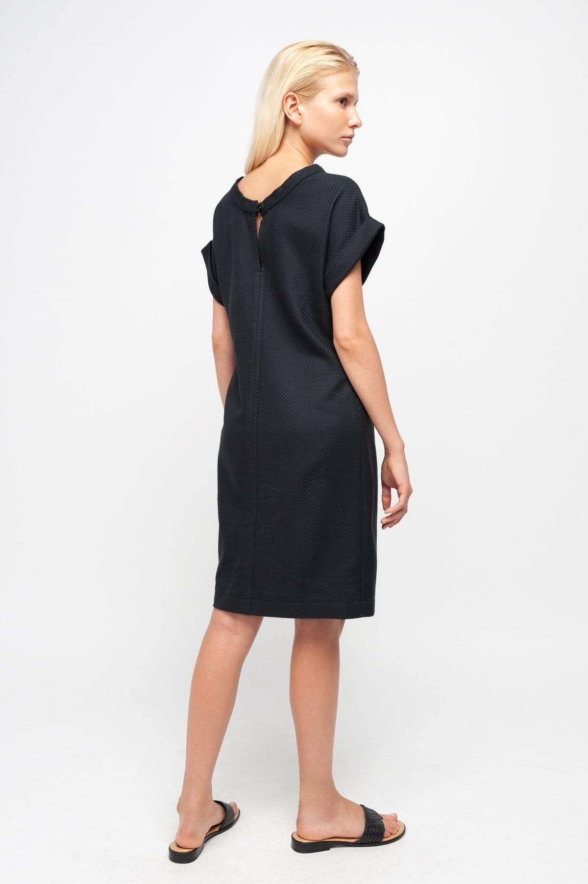 SHIPSHEIP dress Camille Dress. Organic Cotton. sustainable fashion ethical fashion