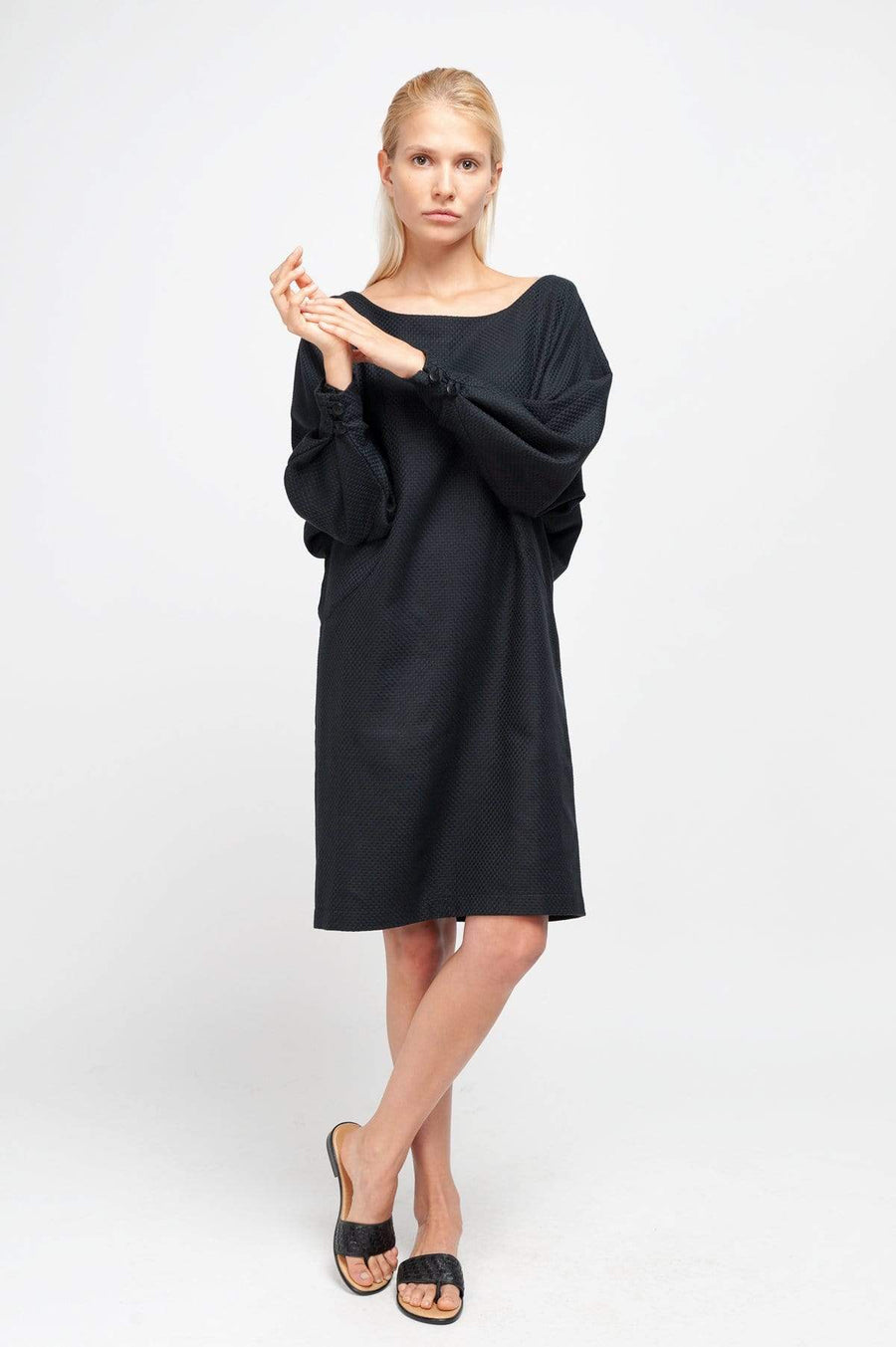 SHIPSHEIP dress Meryl Dress. Organic Cotton. sustainable fashion ethical fashion