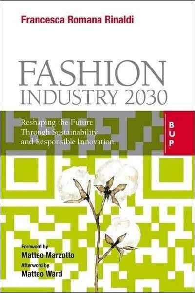 Slow Nature® accessory Book: Fashion Industry 2030: Reshaping the Future Through Sustainability and Responsible Innovation. sustainable fashion ethical fashion