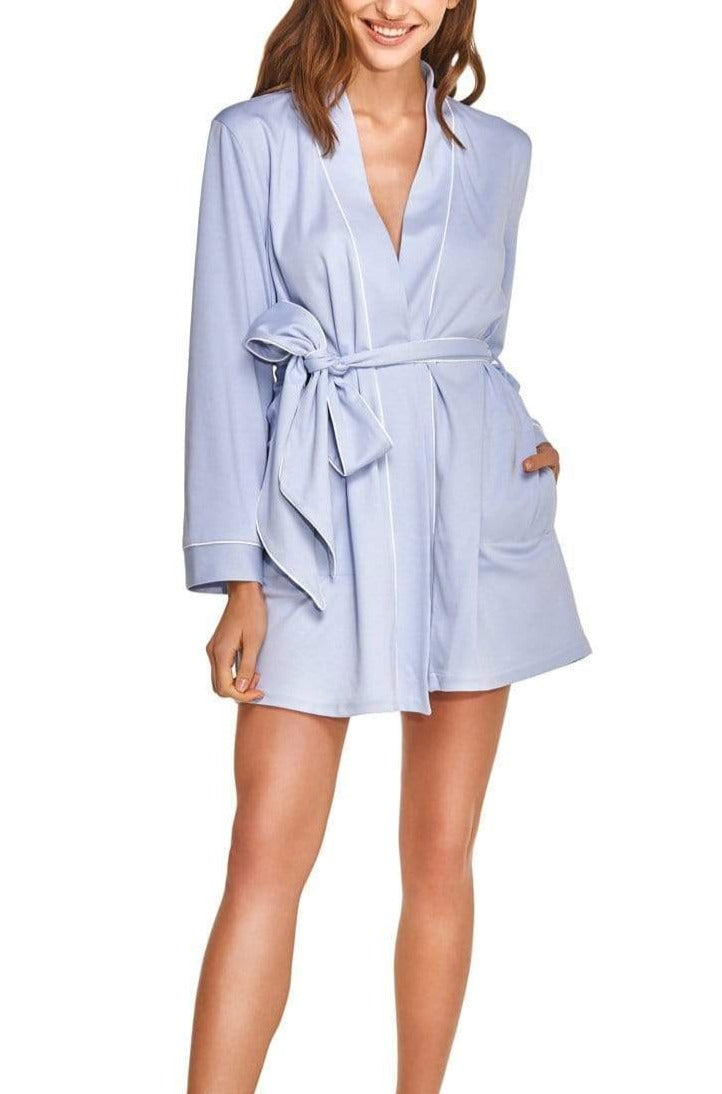 Slow Nature® Essentials Sleep & Loungewear Copy of ROBE in Organic Cotton. sustainable fashion ethical fashion