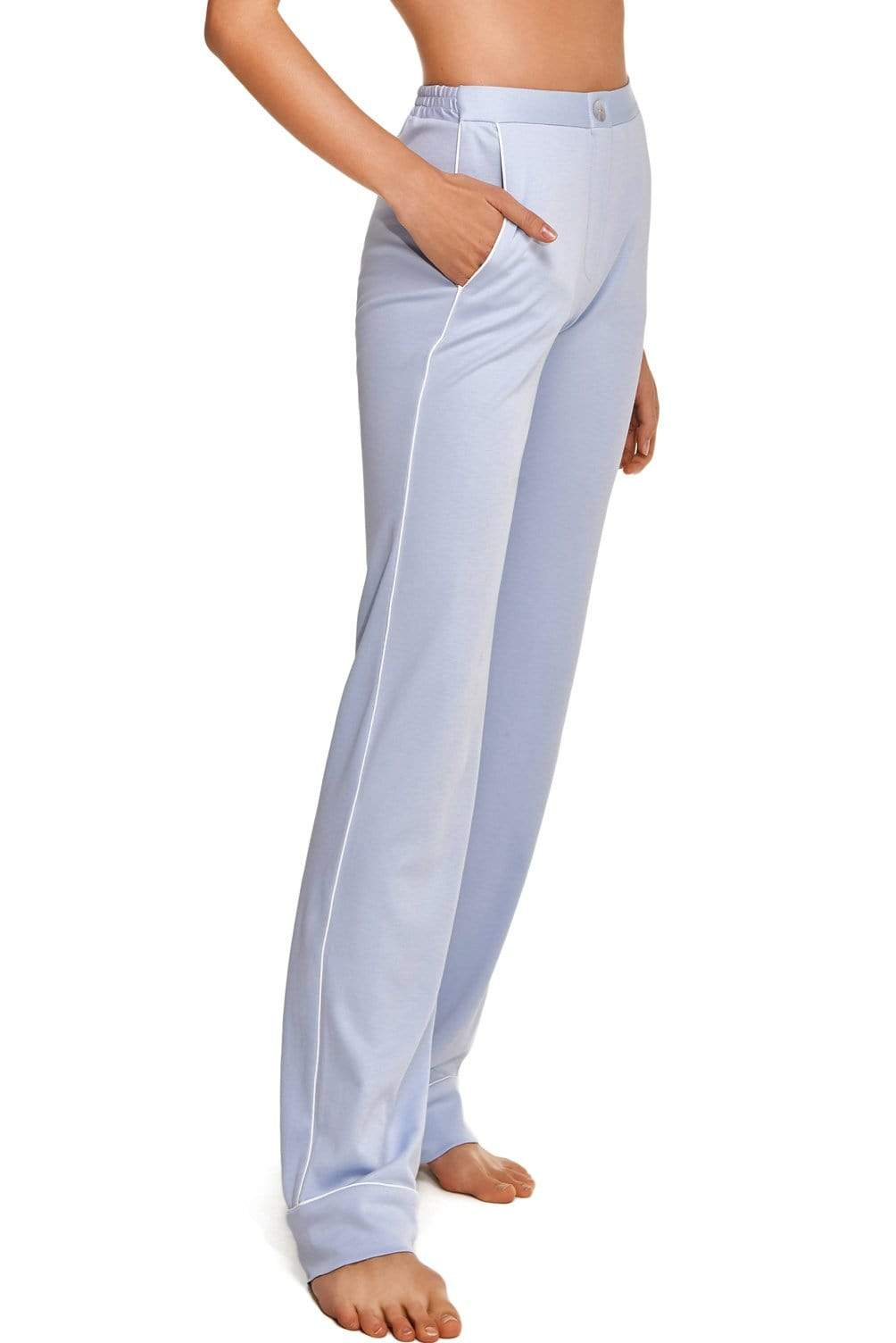 Slow Nature® Essentials Sleep & Loungewear PANTS. Organic Cotton. sustainable fashion ethical fashion