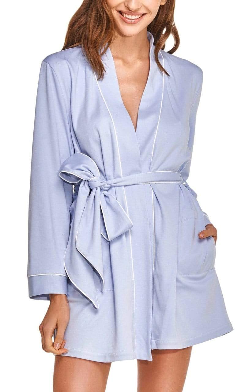 Slow Nature® Essentials Sleep & Loungewear Robe and Night Dress set in Organic Cotton. sustainable fashion ethical fashion