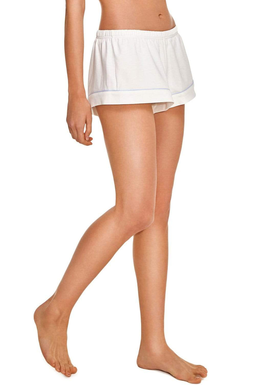 SHORT Slow Nature® Essentials Sleep & Loungewear. Coton organique. mode durable mode éthique