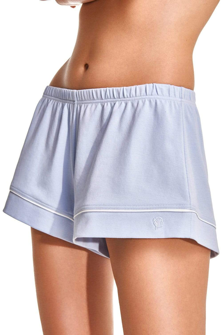Slow Nature® Essentials Sleep & Loungewear SHORTS. Organisk bomull. bærekraftig moteetisk mote