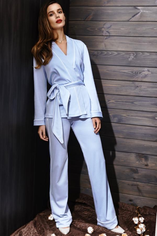 Slow Nature® Essentials Sleep & Loungewear Women's 2-piece Loungewear set in Organic luxury Cotton. sustainable fashion ethical fashion
