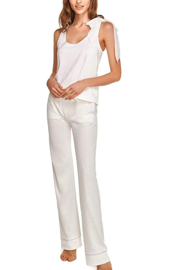 Slow Nature® Essentials Sleep & Loungewear Women's Loungewear set in Organic Cotton. sustainable fashion ethical fashion