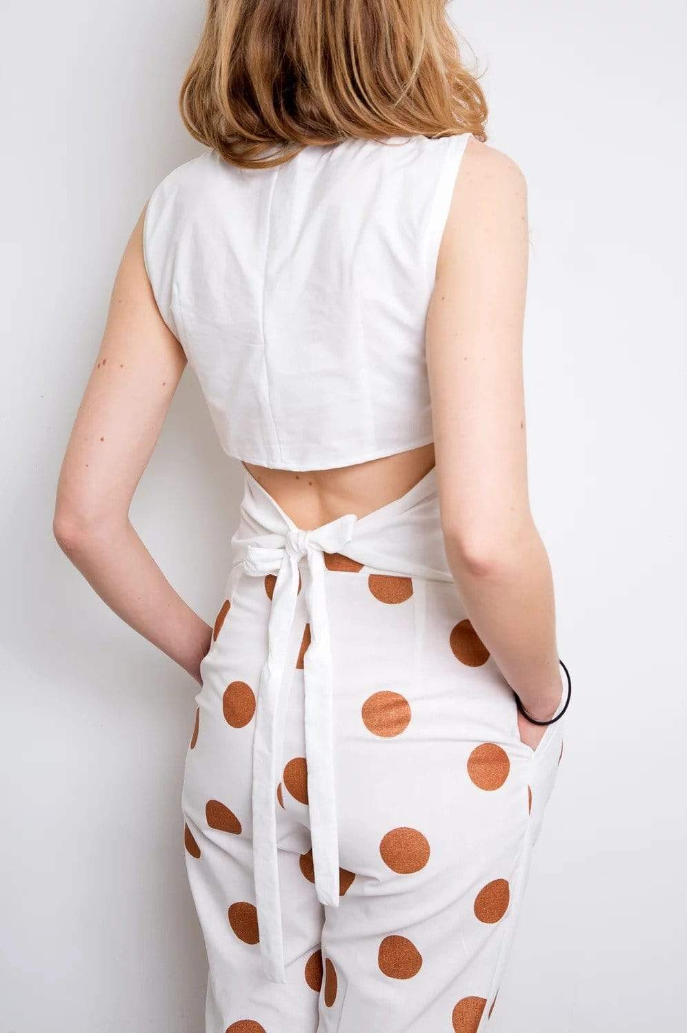Sophia Schneider-Esleben top Sommer Liebe Top. Organic Cotton. sustainable fashion ethical fashion