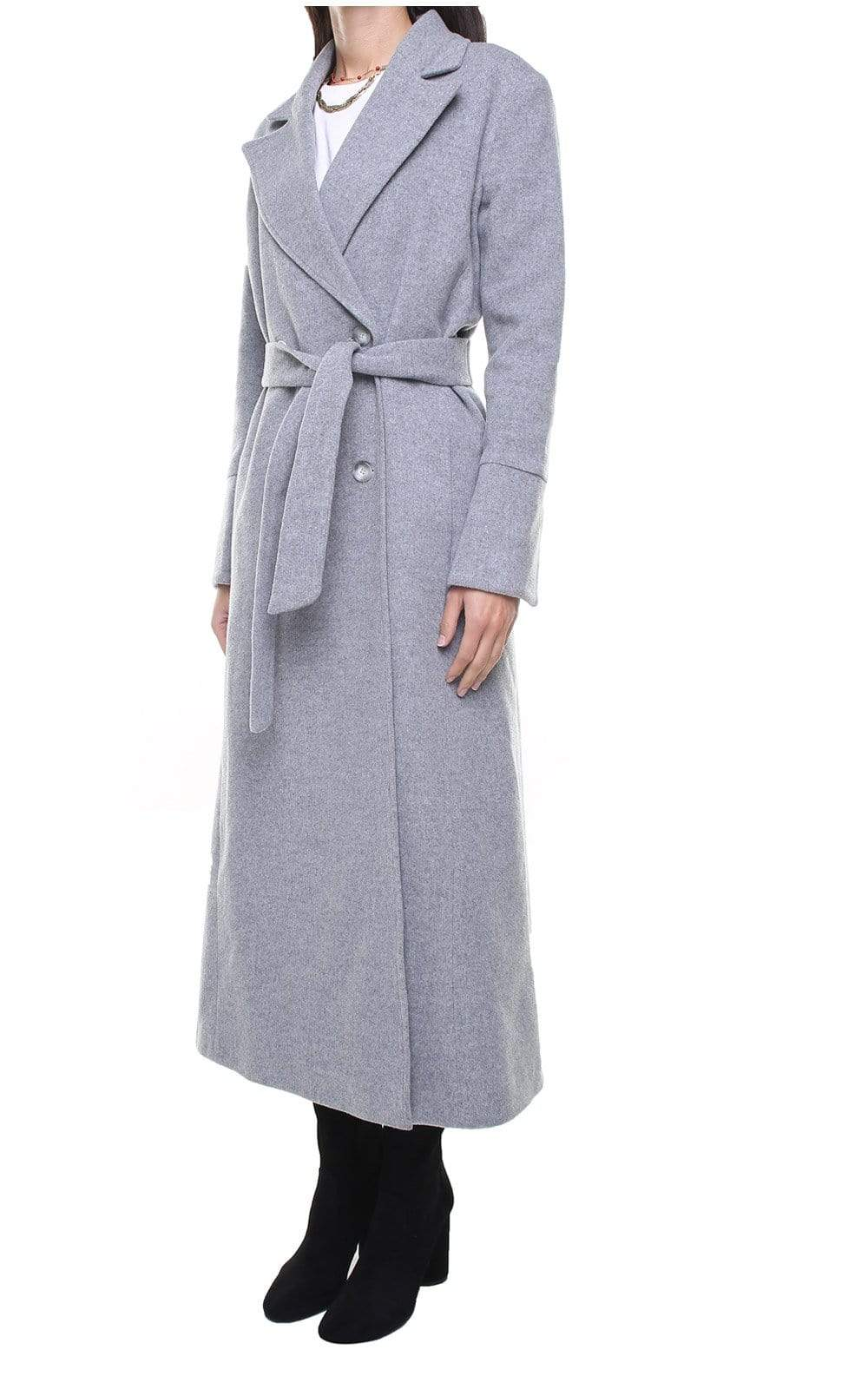 Souldaze Collection coat Valentina Coat. Surplus Wool and Cashmere. sustainable fashion ethical fashion