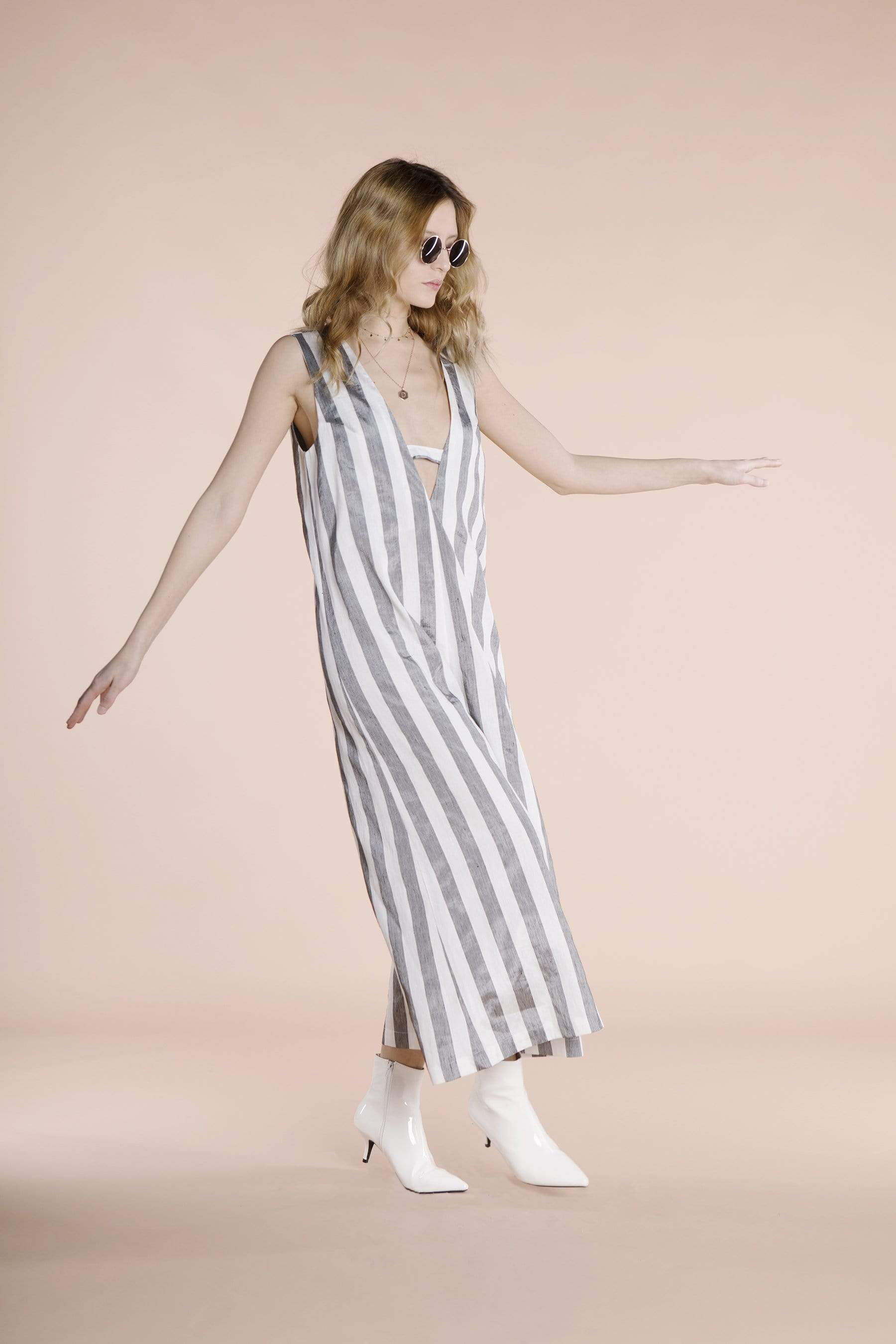 Souldaze Collection Jumpsuit Kate Jumpsuit. Surplus Viscose. sustainable fashion ethical fashion