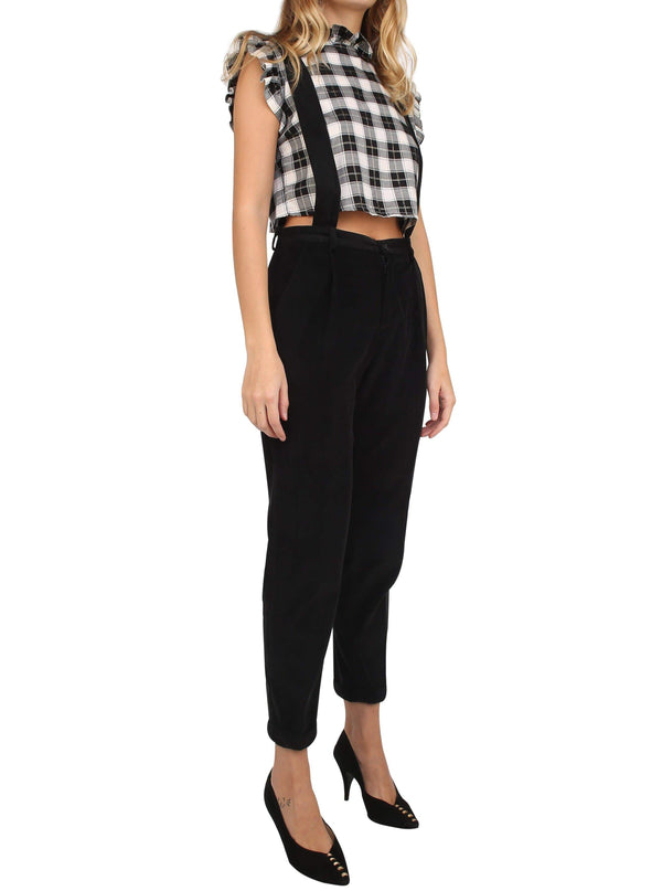 Souldaze Collection pant Jane Trousers. Surplus Cotton. sustainable fashion ethical fashion