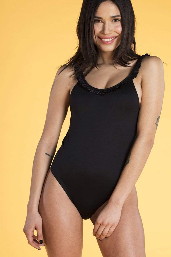 Souldaze Collection swim Sweety Swimsuit. Recycled Polyamide. sustainable fashion ethical fashion