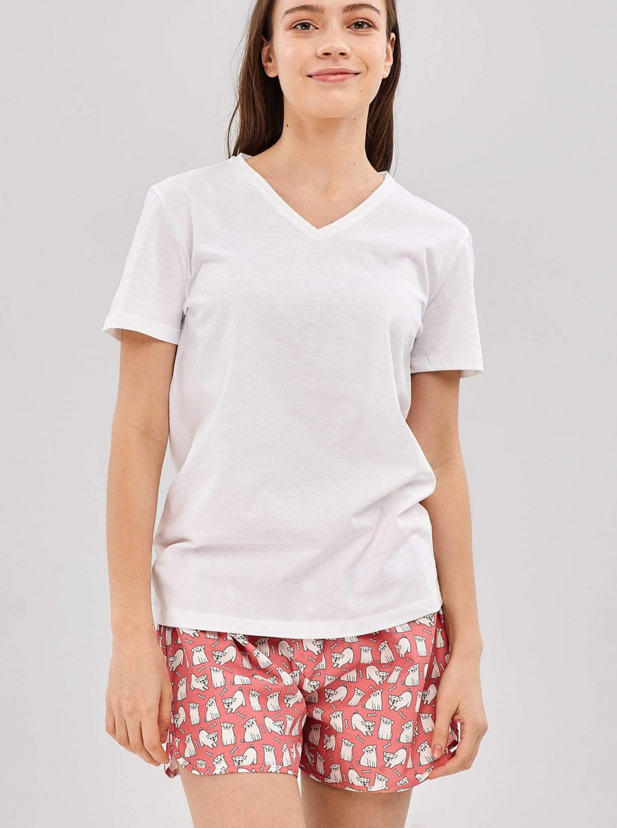 TATTINES shirts White T-shirt sustainable fashion ethical fashion