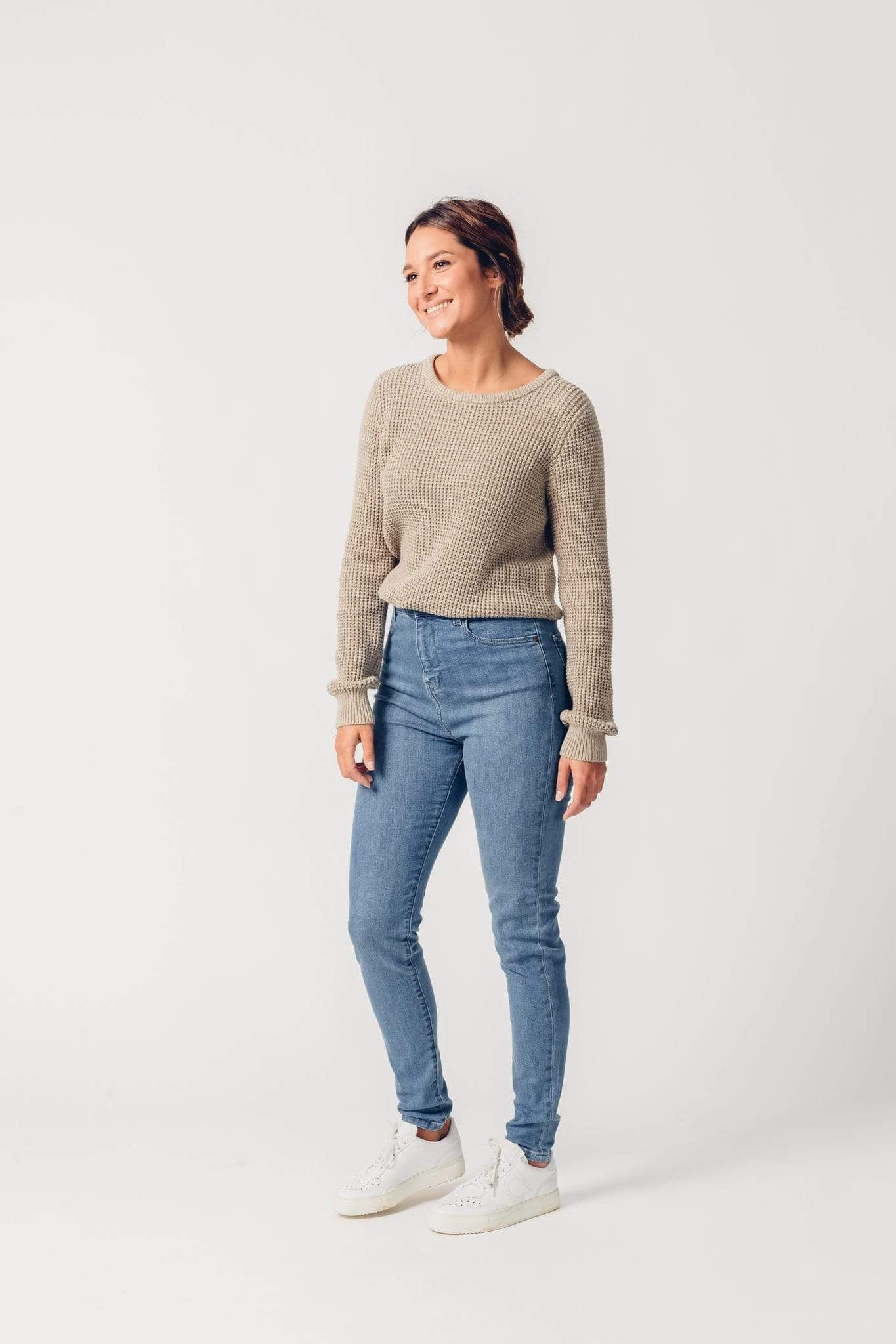 The Yakit Rakit Ltd Jeans CARRIE Jeans by UCM in Organic Cotton. sustainable fashion ethical fashion