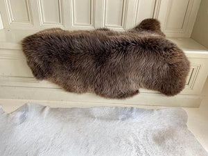 'Malachy' Unique Sheepskin Rug