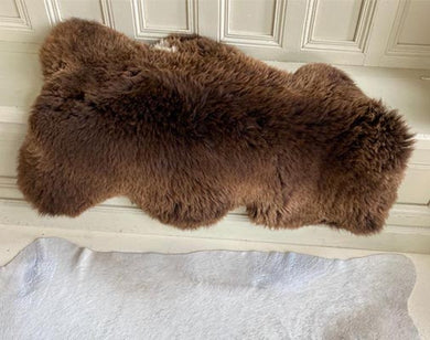 'Noel' Unique Sheepskin Rug