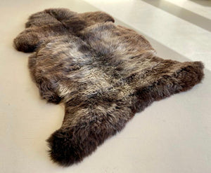 'Philip' Unique Sheepskin Rug