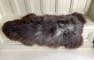 'Spresso' Unique Sheepskin Rug
