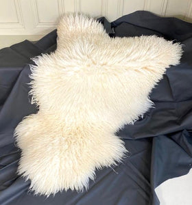 'Grace' Unique Sheepskin Rug