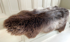 'Gerty' Unique Sheepskin Rug