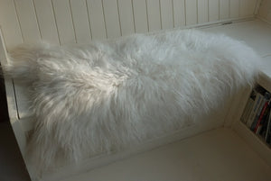 'Mary' Unique Sheepskin