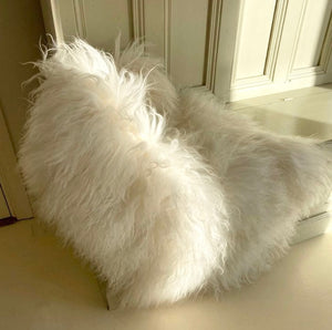 'Maeve' Unique Sheepskin Rug