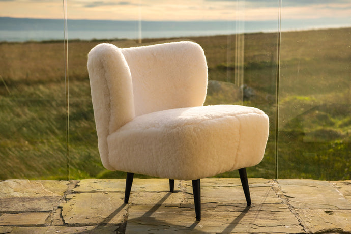 'Doolin' Handmade Designer Chair