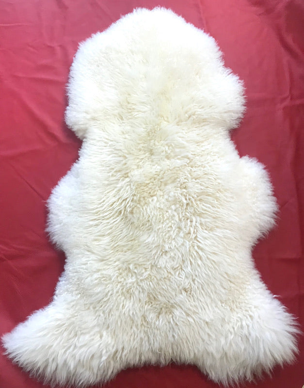 'Louis' Unique Sheepskin Rug