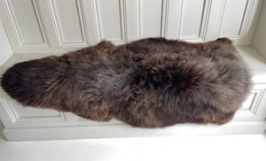 'Olwen' Unique Sheepskin Rug