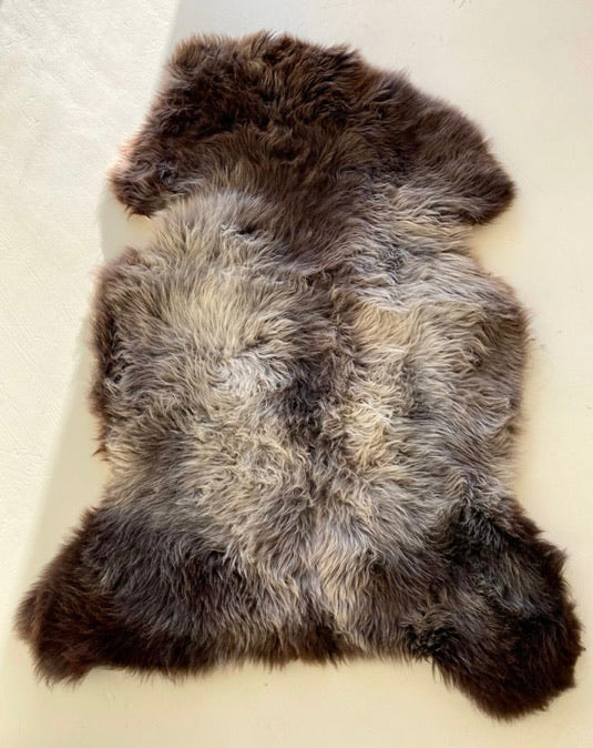 'Meg' Unique Sheepskin Rug