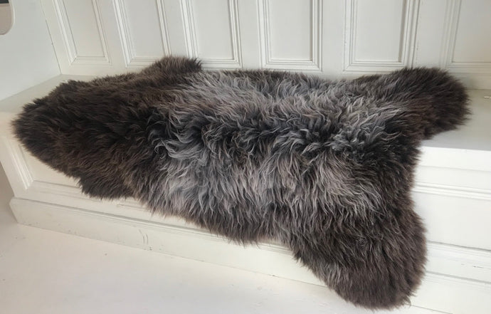 'Margaret' Unique Sheepskin Rug