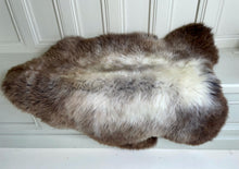 'Simone' Unique Sheepskin Rug