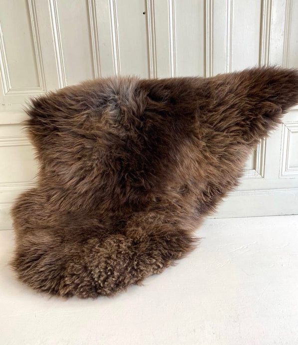'Paddy' Unique Sheepskin Rug
