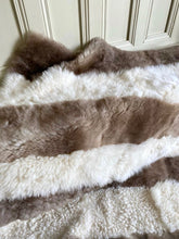Spring Lambskin Throw 180cm x 120cm