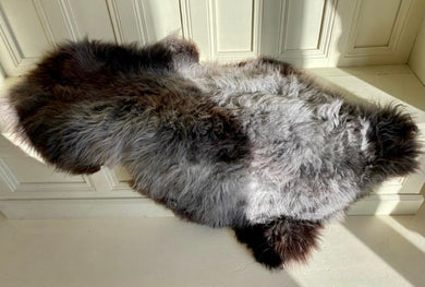 'Molloy' Unique Sheepskin Rug