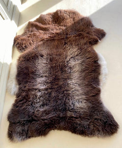 'Barry' Unique Sheepskin Rug
