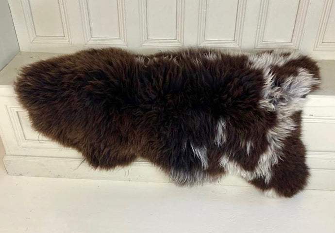 'Nicole' Unique Sheepskin Rug