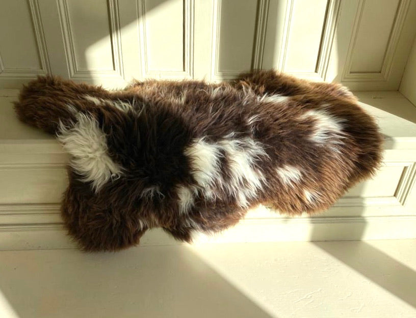 'Peter Mac' Unique Sheepskin