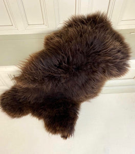 'Clara' Unique Sheepskin Rug