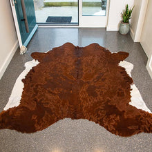 Cape Clear cowhide rug