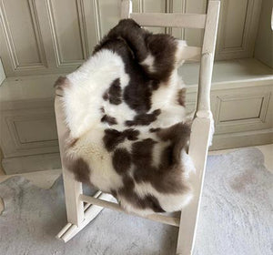 'Tommy' Unique Sheepskin Rug