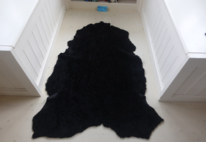 Unique Sheepskin Rug | Caitlin (120x95cm Wool Length 1cm)