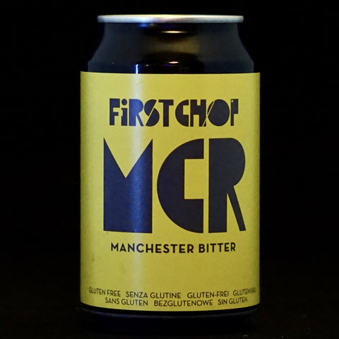 First Chop - MCR - 4.4% (330ml)