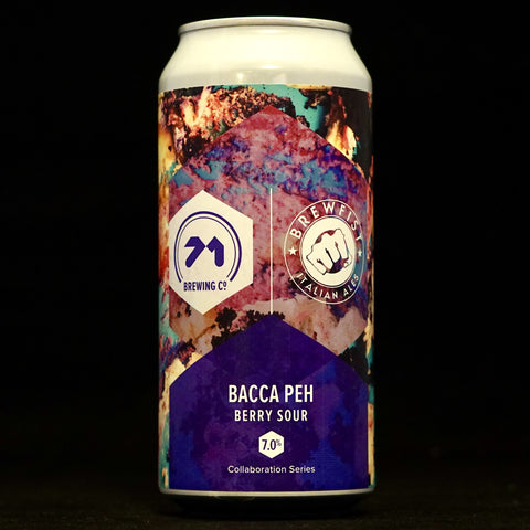 71 Brewing - Bacca Peh - 7% (440ml)