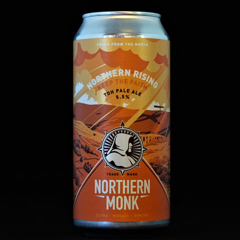 Northern Monk - Northern Rising // Keep The Faith - 5.5% (440ml)
