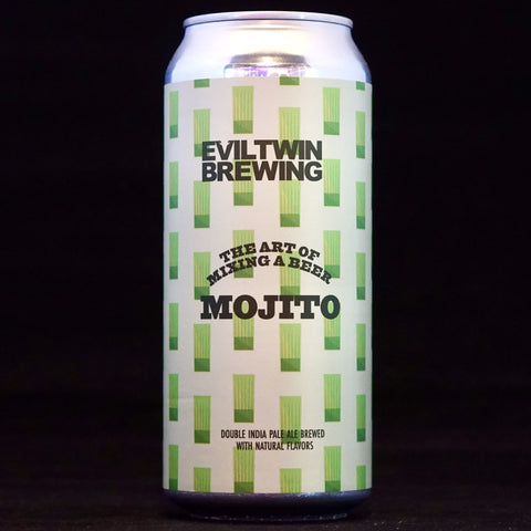 Evil Twin - The Art Of Mixing A Beer Mojito - 8% (473ml)